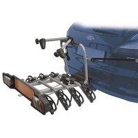 Bagażniki rowerowe do samochodu, Bagażnik rowerowy na hak holowniczy SMB-11 Peruzzo 4 rowery