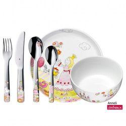 WMF - Księżniczka Anneli Zestaw obiadowy dla dzieci