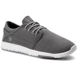 Sneakersy ETNIES - Scout 4101000419 Grey/Silver 075