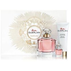 Guerlain Mon 100ml EDP + 5ml EDP + Body Lotion 75ml