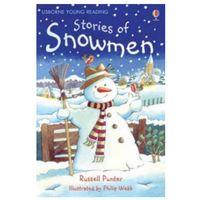 Książki do nauki języka, Stories of Snowmen (opr. twarda)