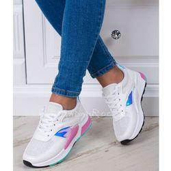 Buty sportowe Madam Doll białe