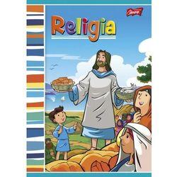 Zeszyt A5 laminowany w kratkę 32 kartki Religia UNIPAP (różne wersje wzorów)