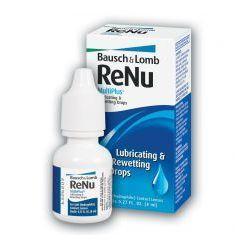 RENU MultiPlus™ Lubricating & Rewetting Drops krop.do oczu - 8 ml