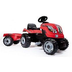 Traktor XL czerwony SMOBY (7600710108)