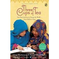 Three Cups of Tea (opr. miękka)