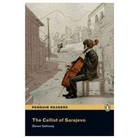 Książki do nauki języka, The Cellist of Sarajevo + CD. Penguin Readers (opr. miękka)