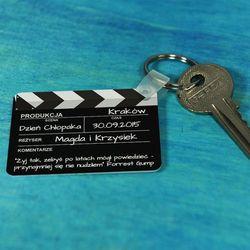 Klatka Filmowa - brelok do kluczy - Brelok do kluczy