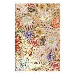 Kalendarz książkowy mini 2018 12M Kikka