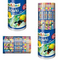 Ołówek Bambino tuba (60 szt.)