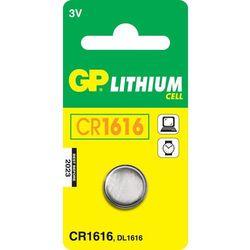 Bateria GP CR 1616-U1