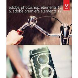Adobe Photoshop Elements 12 & Adobe Premiere Elements 12 PL Win - dla instytucji EDU