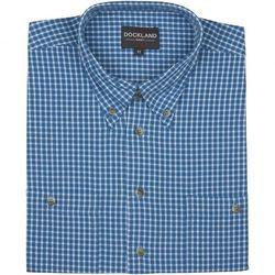 Koszula męska Dockland z krótkim rękawem