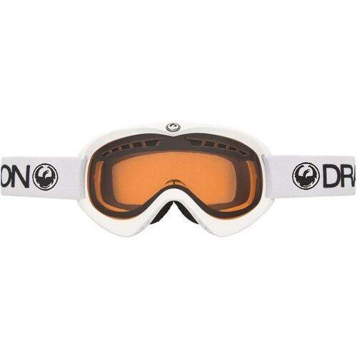 Kaski i gogle, gogle snowboardowe DRAGON - Dx Powder Amber Powder (POWDER) rozmiar: OS