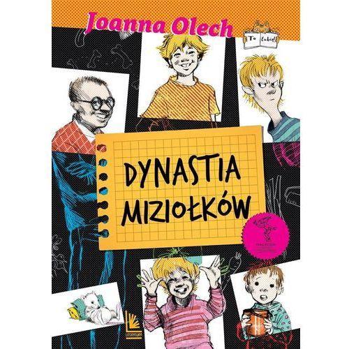 Literatura młodzieżowa, Dynastia Miziołków. Darmowy odbiór w niemal 100 księgarniach! (opr. twarda)