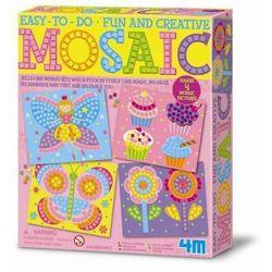 Zabawka 4M Mozaika dla Dziewczynek