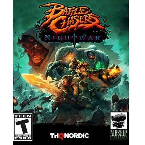 Gry PC, Battle Chasers Nightwar (PC)