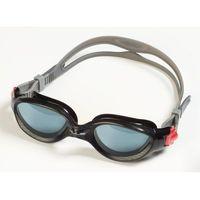 Okularki pływackie, Okularki pływackie na wody otwarte HUUB Acute - czarne