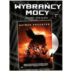 Batman Początek (2005) DVD