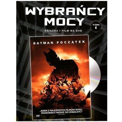 Pozostałe filmy, Batman Początek (2005) DVD