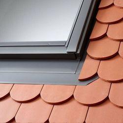 Kołnierz do okna dachowego VELUX EDB 0000 FK08 66x140 do pokryć płaskich