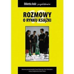 Rozmowy o rynku książki 12 - Łukasz Gołębiewski - ebook