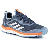 Damskie obuwie sportowe, Buty adidas - Terrex Agravic Flow Gtx W GORE-TEX EF9619 Tecink/Globlu/Hireco