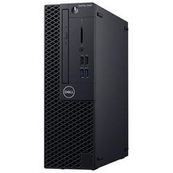DELL Optiplex 3060 SFF [N020O3060SFF] - i5-8500 / 8 / 1000 / HDD (SATA) / UHD Graphics 630 / Intel H370 / LGA1151 / Win10 Pro