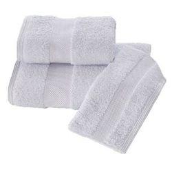 Luksusowy mały ręcznik DELUXE 32x50cm z Modalu Jasnoniebieski