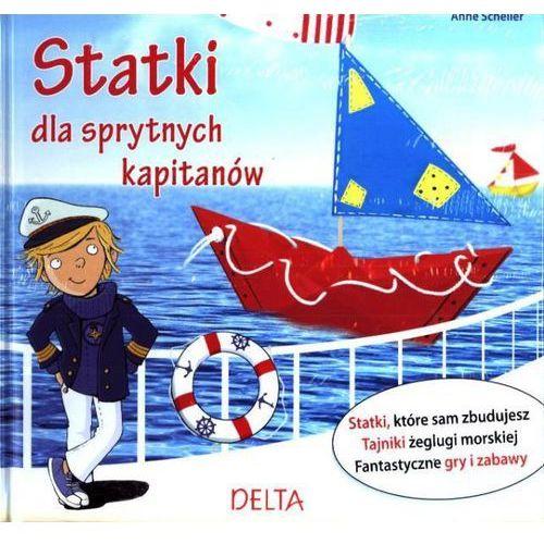 Literatura młodzieżowa, Statki dla sprytnych kapitanów (opr. twarda)