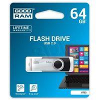 Flashdrive, Pendrive GoodRam UST2 64GB Czarny (UTS2-0640K0R11) Darmowy odbiór w 19 miastach!