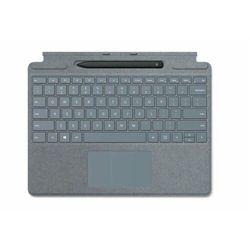 Microsoft Surface Pro X Keyboard + Pen Bundle (Platinum), CZ&SK 25O-00067