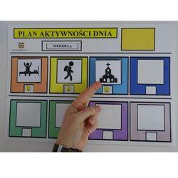 Plan aktywności dnia