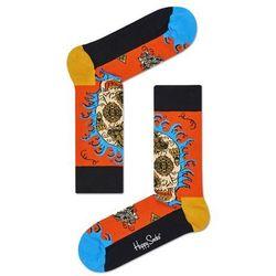 Skarpetki Happy Socks x Megan Massacre MEG01-4000 - Pomarańczowy