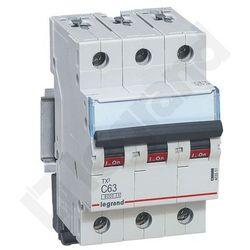 Wyłącznik nadprądowy 3P C 63A 6kA AC S303 605656/403551 Legrand