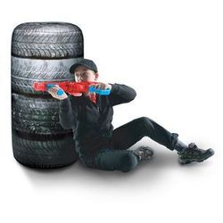 Bunkr Battlezone Inflatable Tire Stack