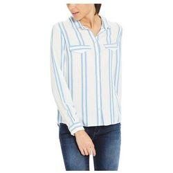 koszula BENCH - Yd Striped Shirt Yd Stripe Palace Blue (P1090)