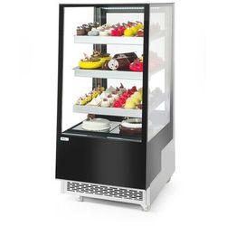 Hendi Witryna chłodnicza 3-półkowa 300 l - kod Product ID