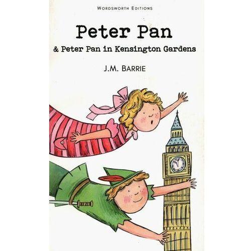 Literatura młodzieżowa, Peter Pan and Peter Pan in Kensington Gardens (opr. miękka)