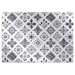 Podkładka pod krzesło obrotowe Podkładka pod krzesło obrotowe Marokański wzór