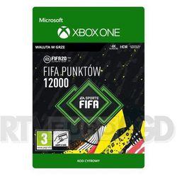 FIFA 20 12000 Punktów [kod aktywacyjny] Xbox One