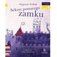 Literatura młodzieżowa, Sekrety ponurego zamku Czytam sobie (opr. miękka)