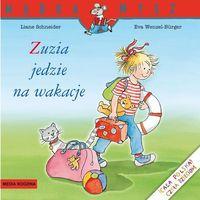 Książki dla dzieci, Zuzia jedzie na wakacje - Liane Schneider (opr. miękka)