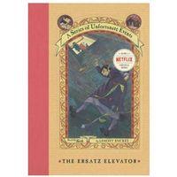 Książki do nauki języka, Series of Unfortunate Events # 6: The Ersatz Elevator (opr. twarda)