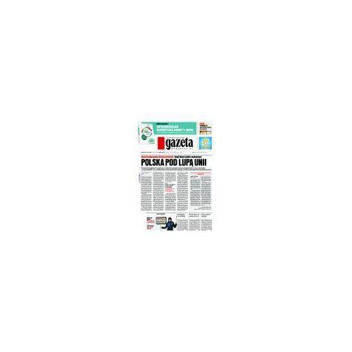 E-booki, Gazeta Wyborcza - Szczecin 10/2016