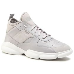 Sneakersy BOSS - Rapid 50440683 10214520 01 Light/Pastel Grey 050