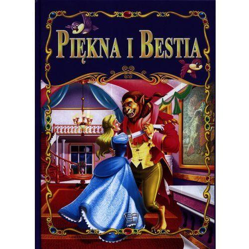 Książki dla dzieci, Piękna i Bestia (opr. twarda)