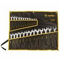 Pozostałe narzędzia ręczne, Zestaw kluczy TOPEX 35D763