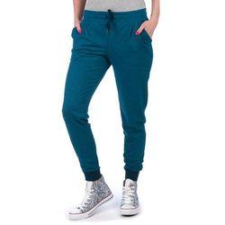 Timeout spodnie dresowe damskie M niebieski