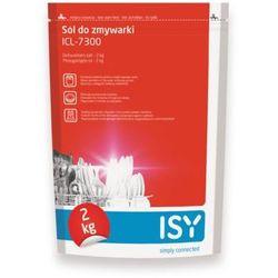 Sól ISY do zmywarki ICL-7300 2 kg